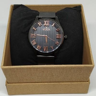 Reloj de malla Azabache