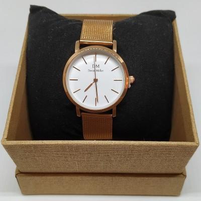 Reloj de malla Rosacea