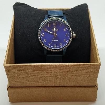 Reloj de malla Swarovski