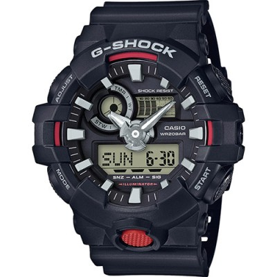 Casio G-Shock GA-700-1AER