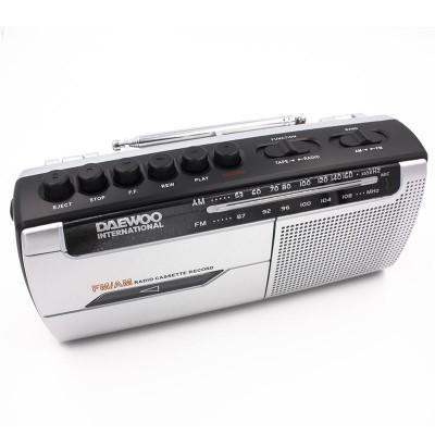 Radio Cassette Daewoo DRP-107