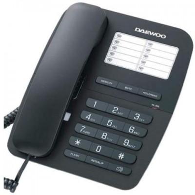 Teléfono sobremesa Daewoo...