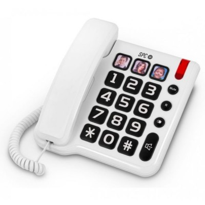 Teléfono de sobremesa SPC...