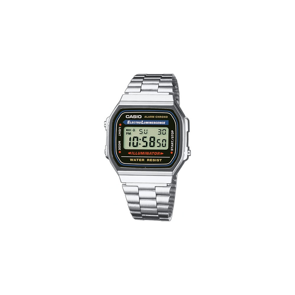 Reloj Casio Vintage A-168WA.1YES