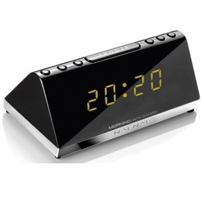 Radio reloj despertador Naf...