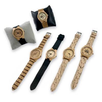 comprar reloj madera
