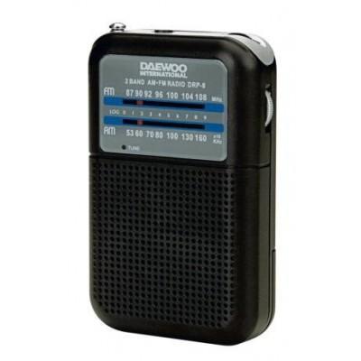Radio cascos Daewoo DRP8