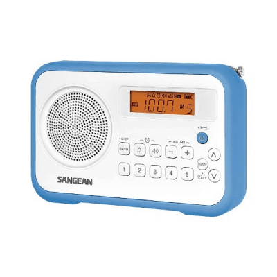 Radio Portátil Sangean PR-D18