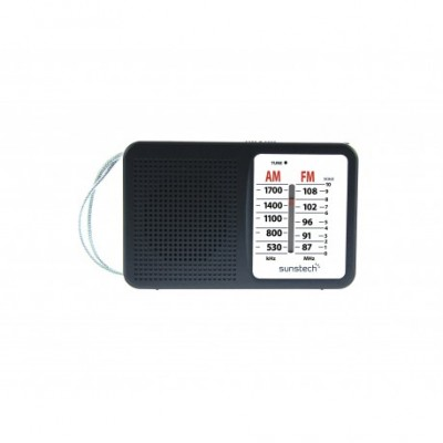 Radio portátil Sunstech RPS411