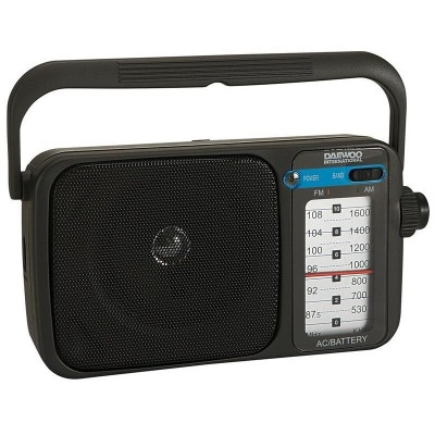 Radio Daewoo DRP123