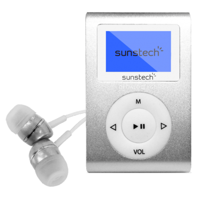 MP3 Sunstech Dédalo 8Gb...